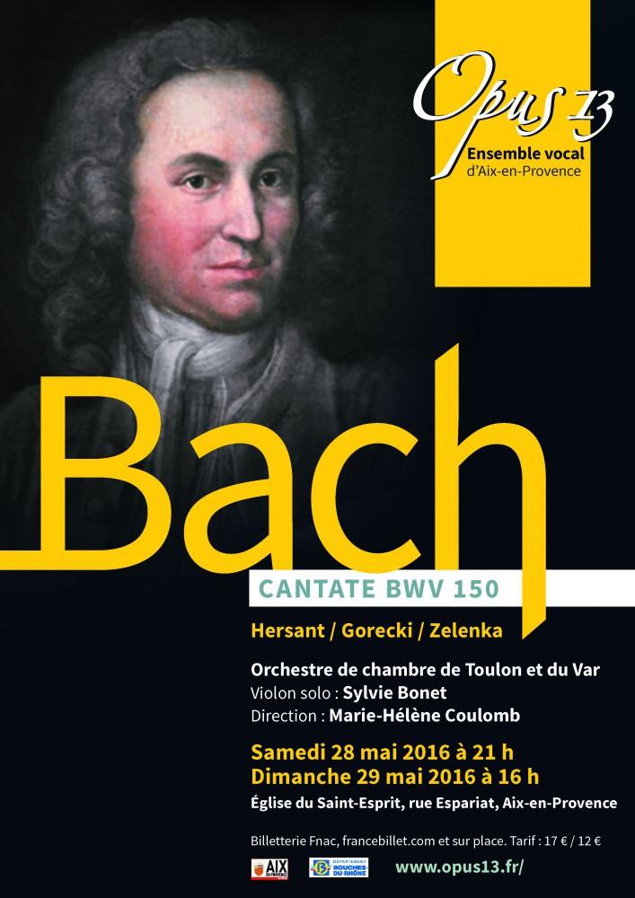 Bach hier et aujourd'hui